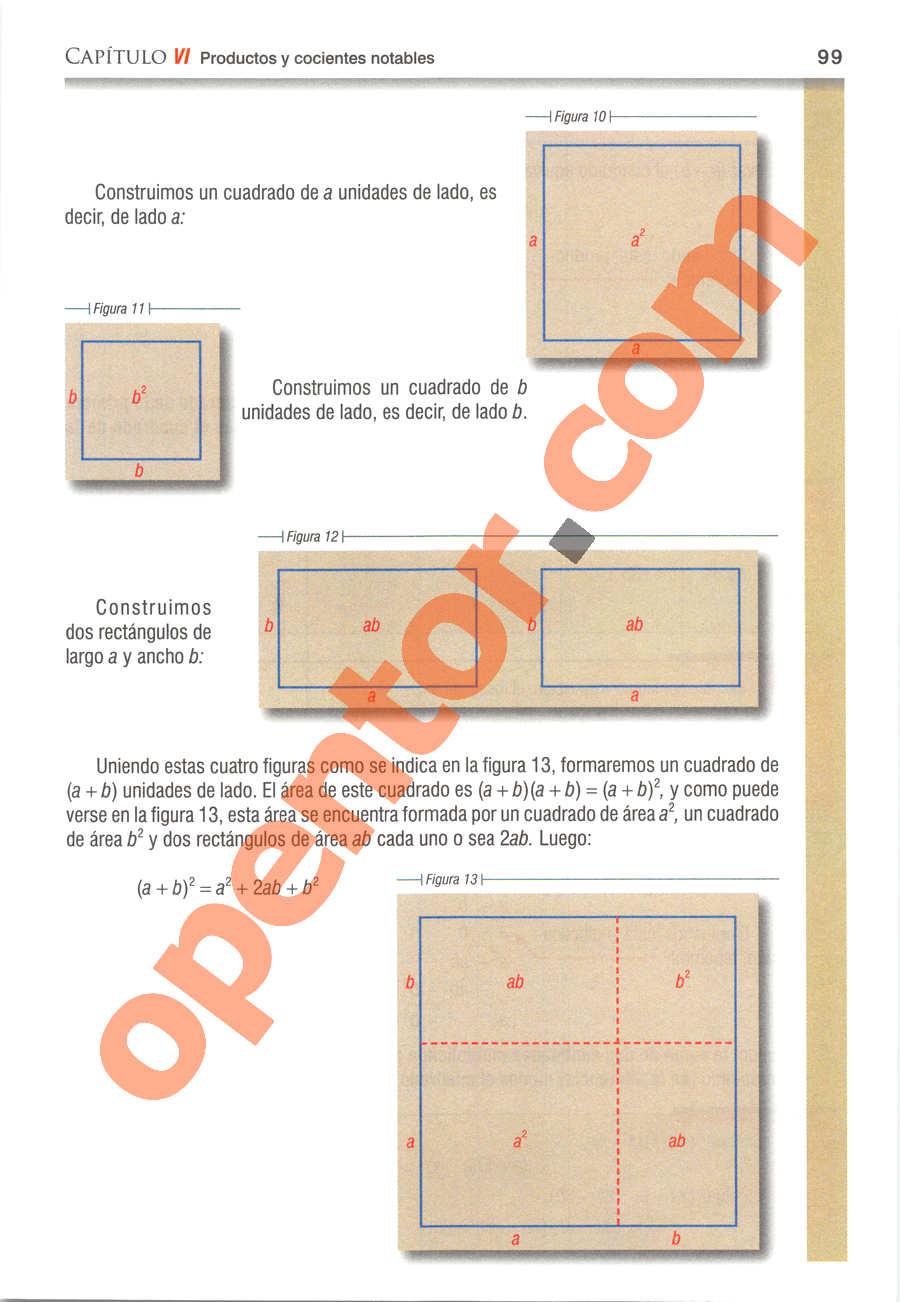 Álgebra de Baldor - Página 99