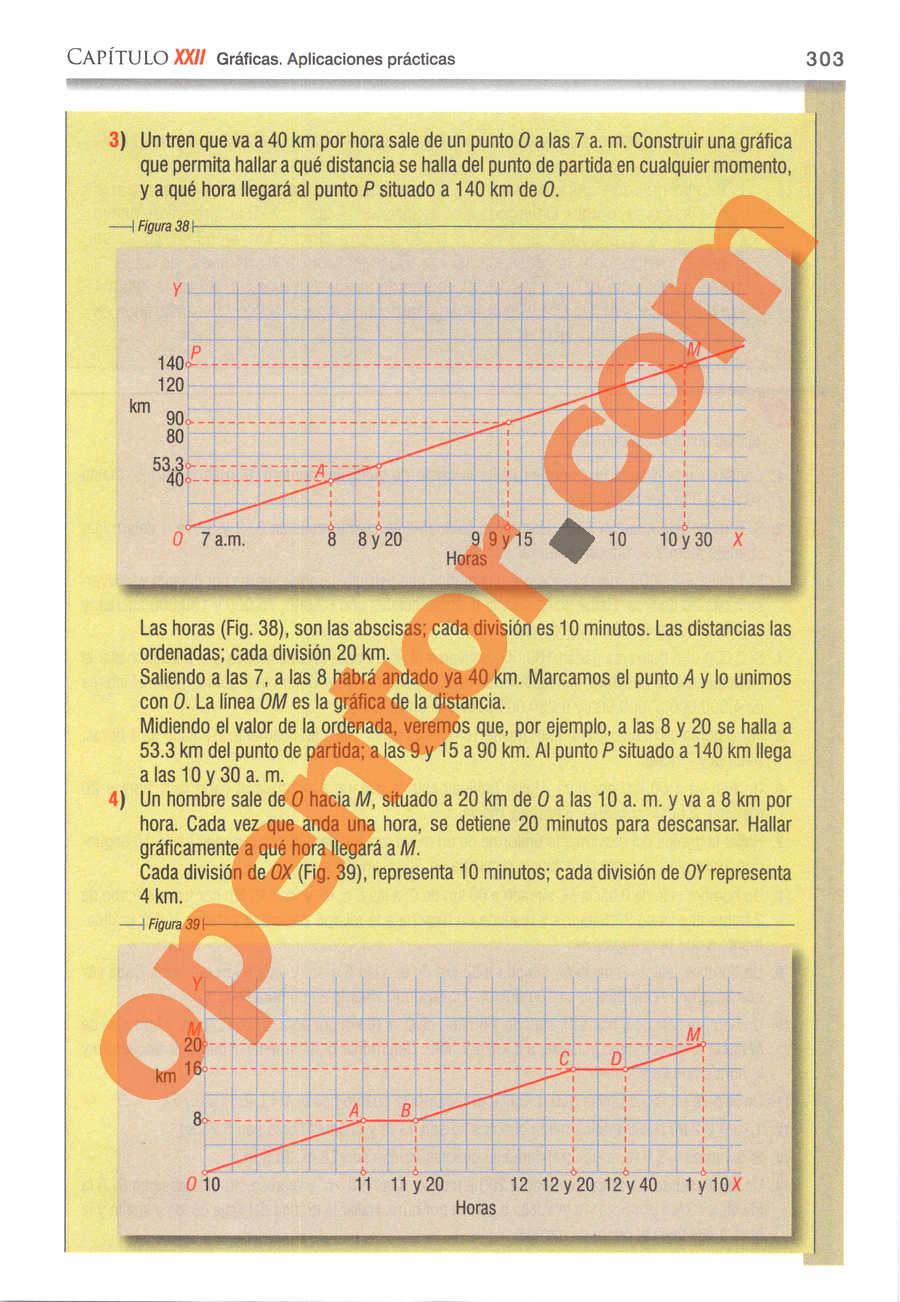 Álgebra de Baldor - Página 303