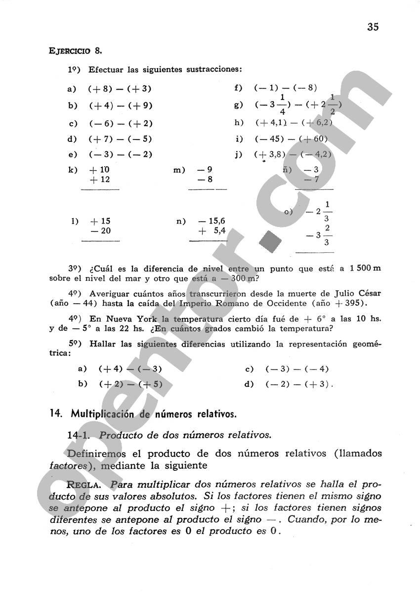 Álgebra de Mancil 1 - Página 35