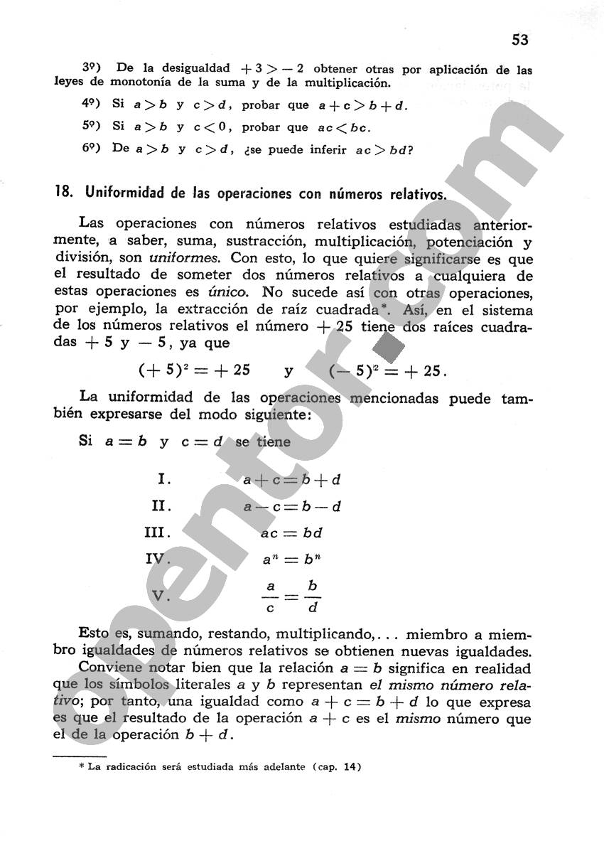 Álgebra de Mancil 1 - Página 53