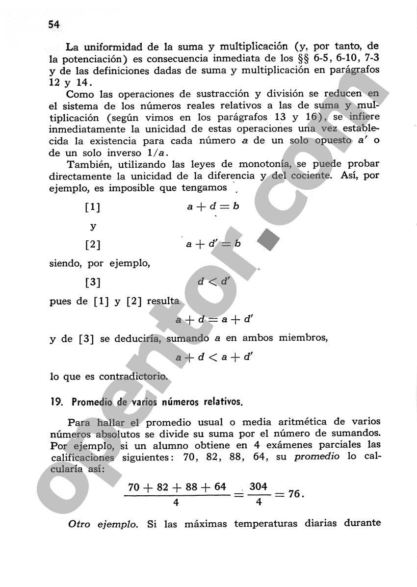 Álgebra de Mancil 1 - Página 54