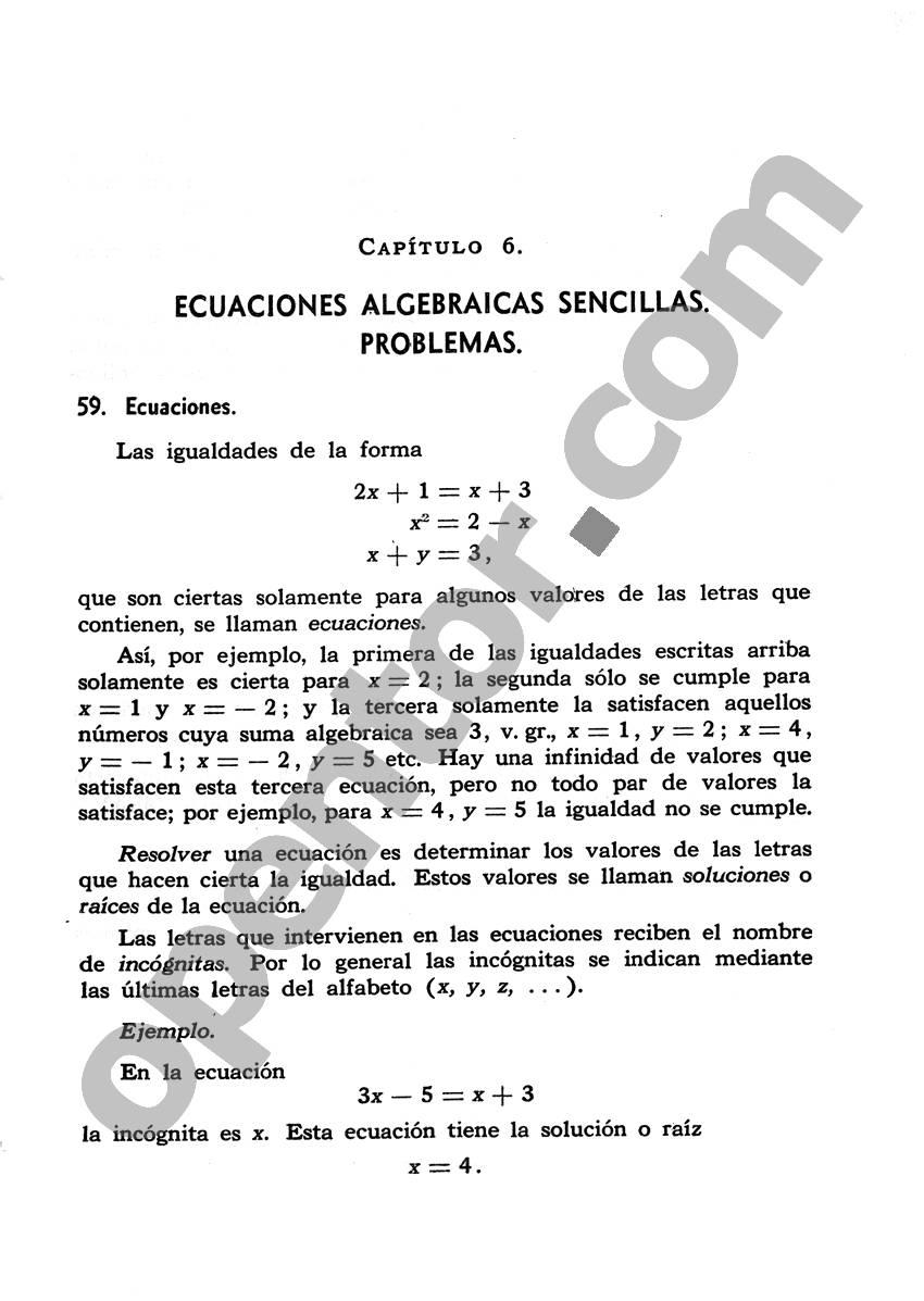 Álgebra de Mancil 1 - Página 139