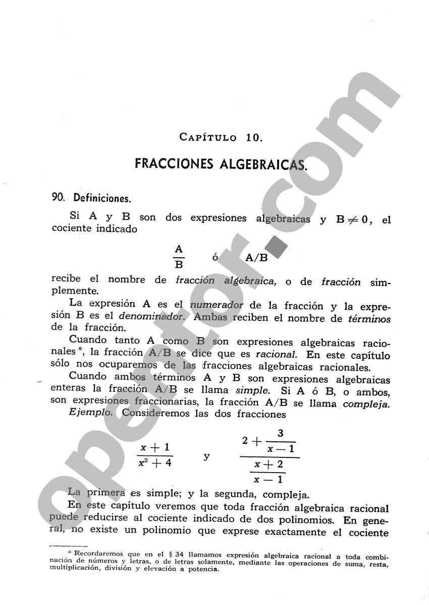 Álgebra de Mancil 1 - Página 230