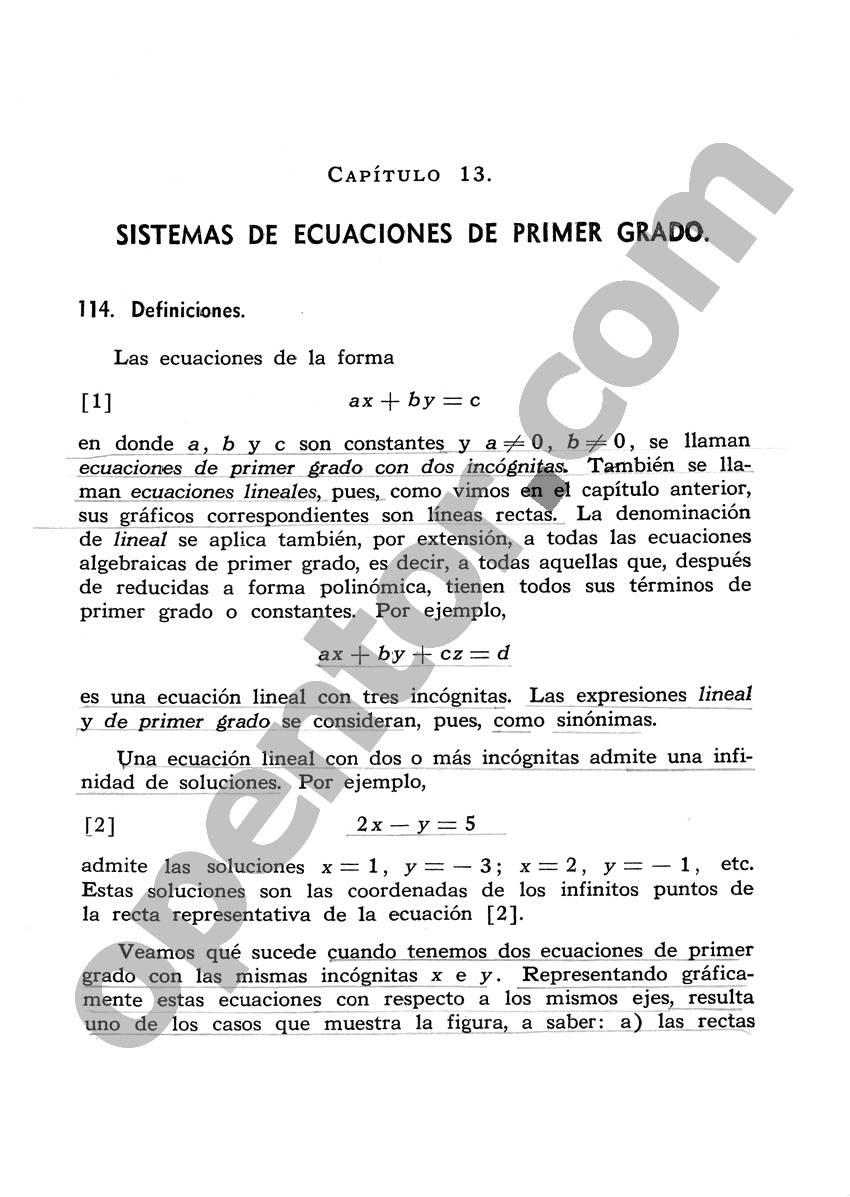 Álgebra de Mancil 1 - Página 355