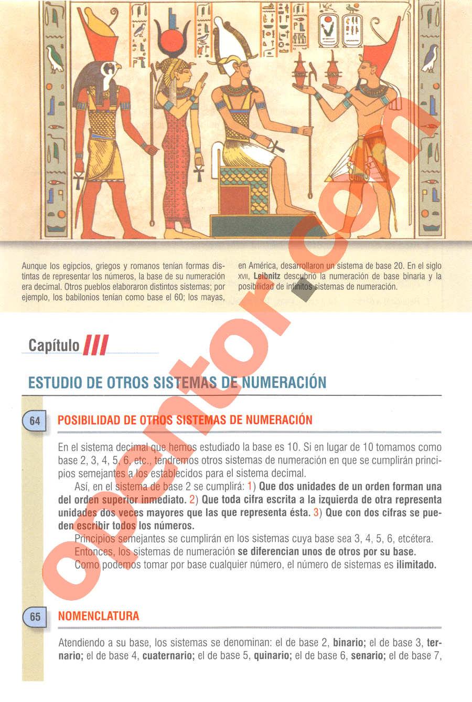 Aritmética de Baldor - Página 36