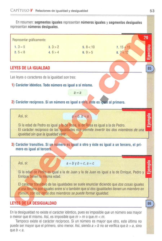 Aritmética de Baldor - Página 53