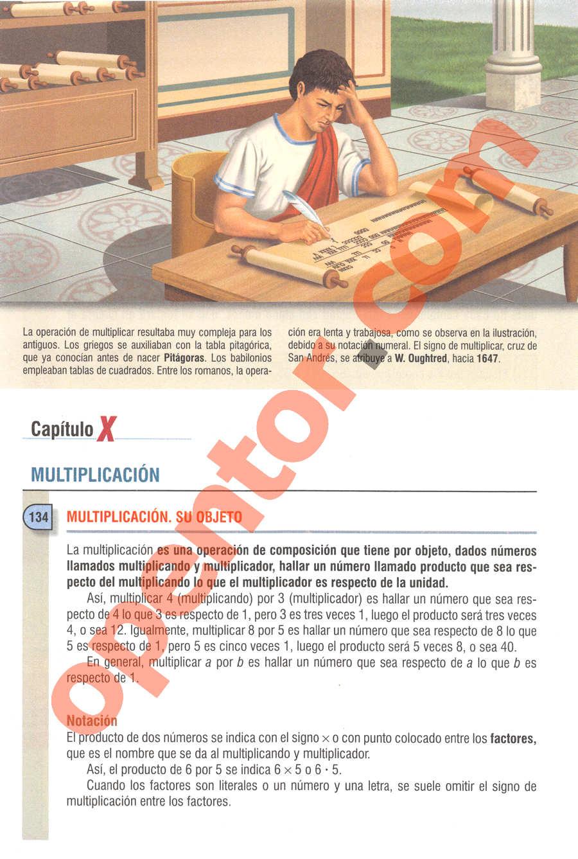 Aritmética de Baldor - Página 90