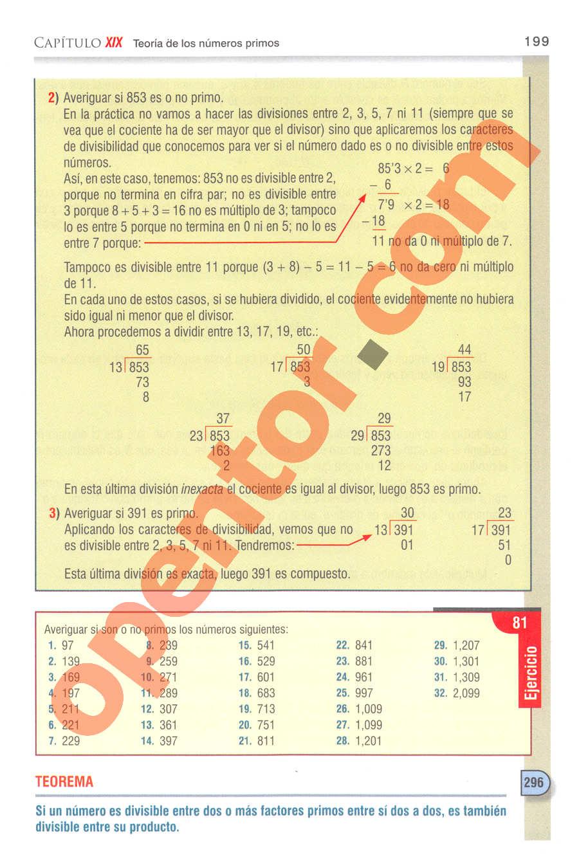 Aritmética de Baldor - Página 152
