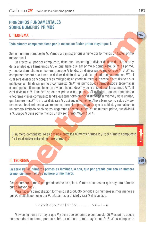 Aritmética de Baldor - Página 158