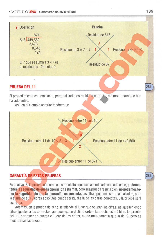 Aritmética de Baldor - Página 162