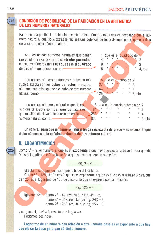 Aritmética de Baldor - Página 193