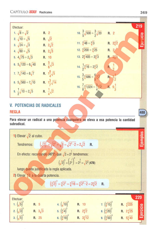 Aritmética de Baldor - Página 369
