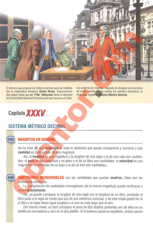 Aritmética de Baldor - Página 406