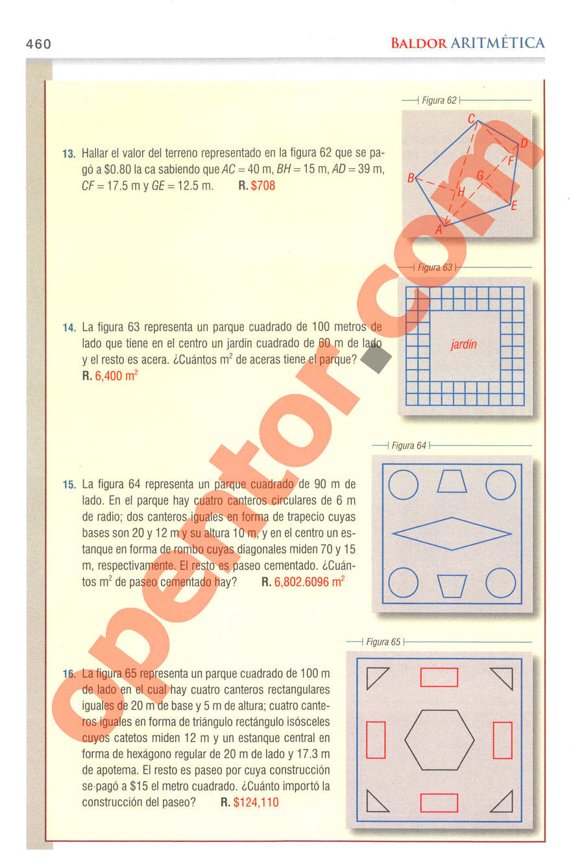 Aritmética de Baldor - Página 460