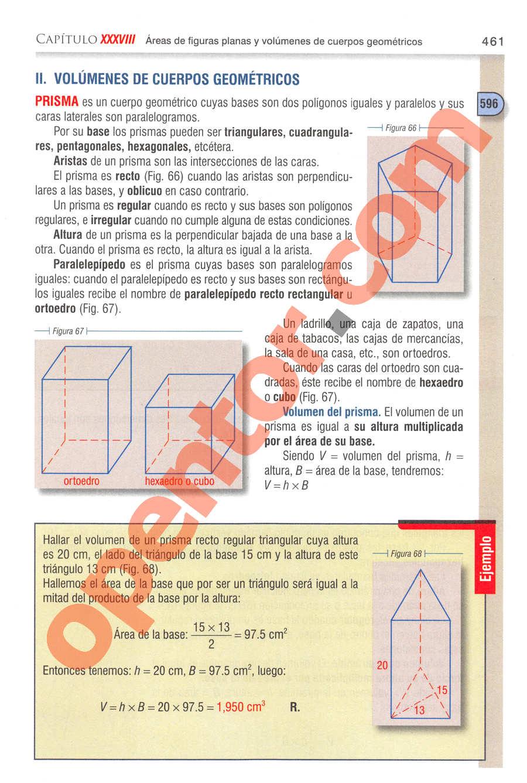 Aritmética de Baldor - Página 461