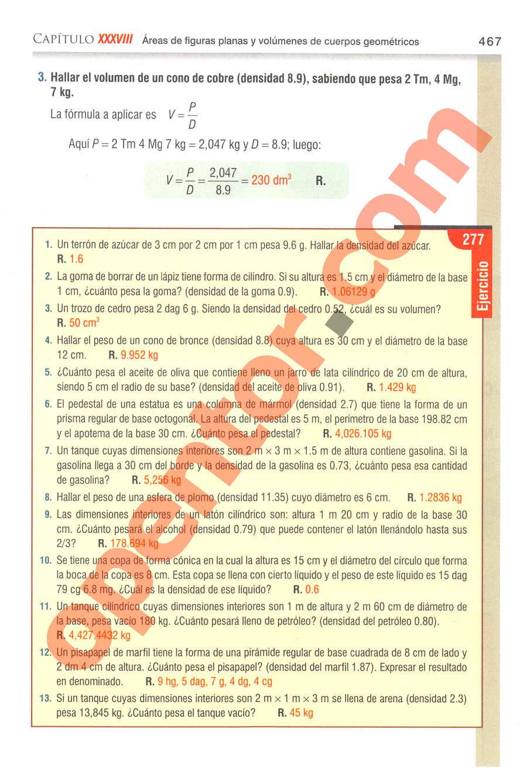 Aritmética de Baldor - Página 467