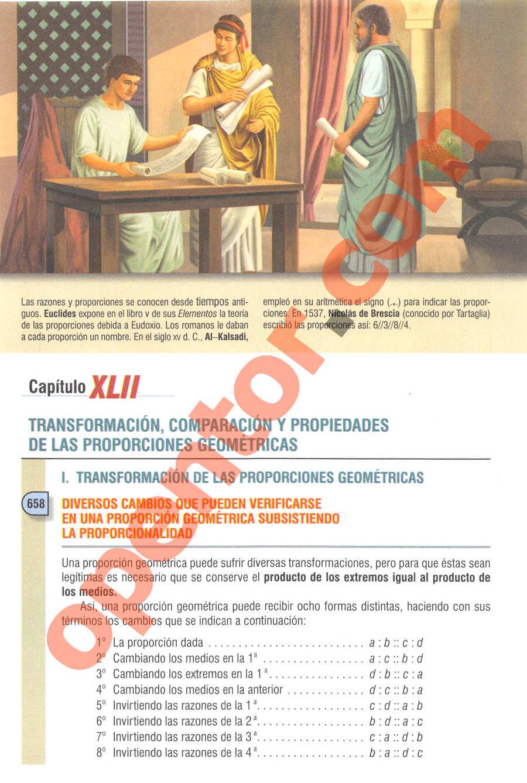 Aritmética de Baldor - Página 506