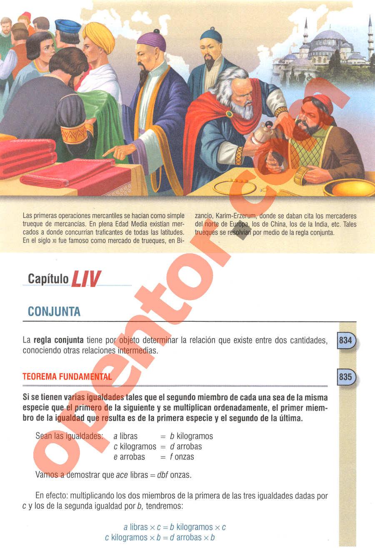 Aritmética de Baldor - Página 629