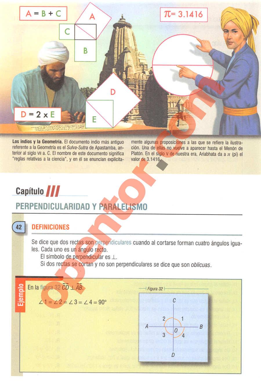 Geometría y Trigonometría de Baldor - Página 32
