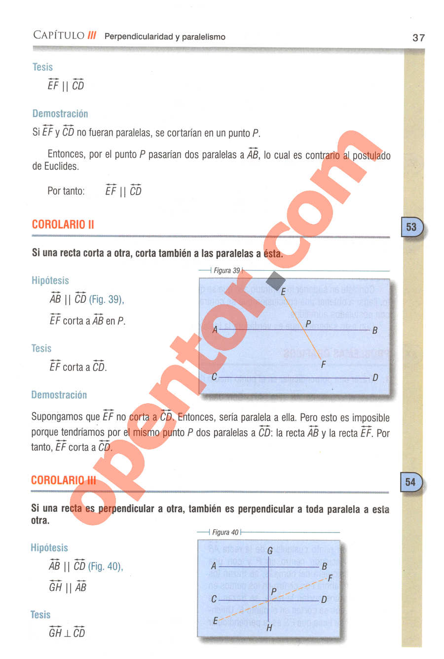 Geometría y Trigonometría de Baldor - Página 37