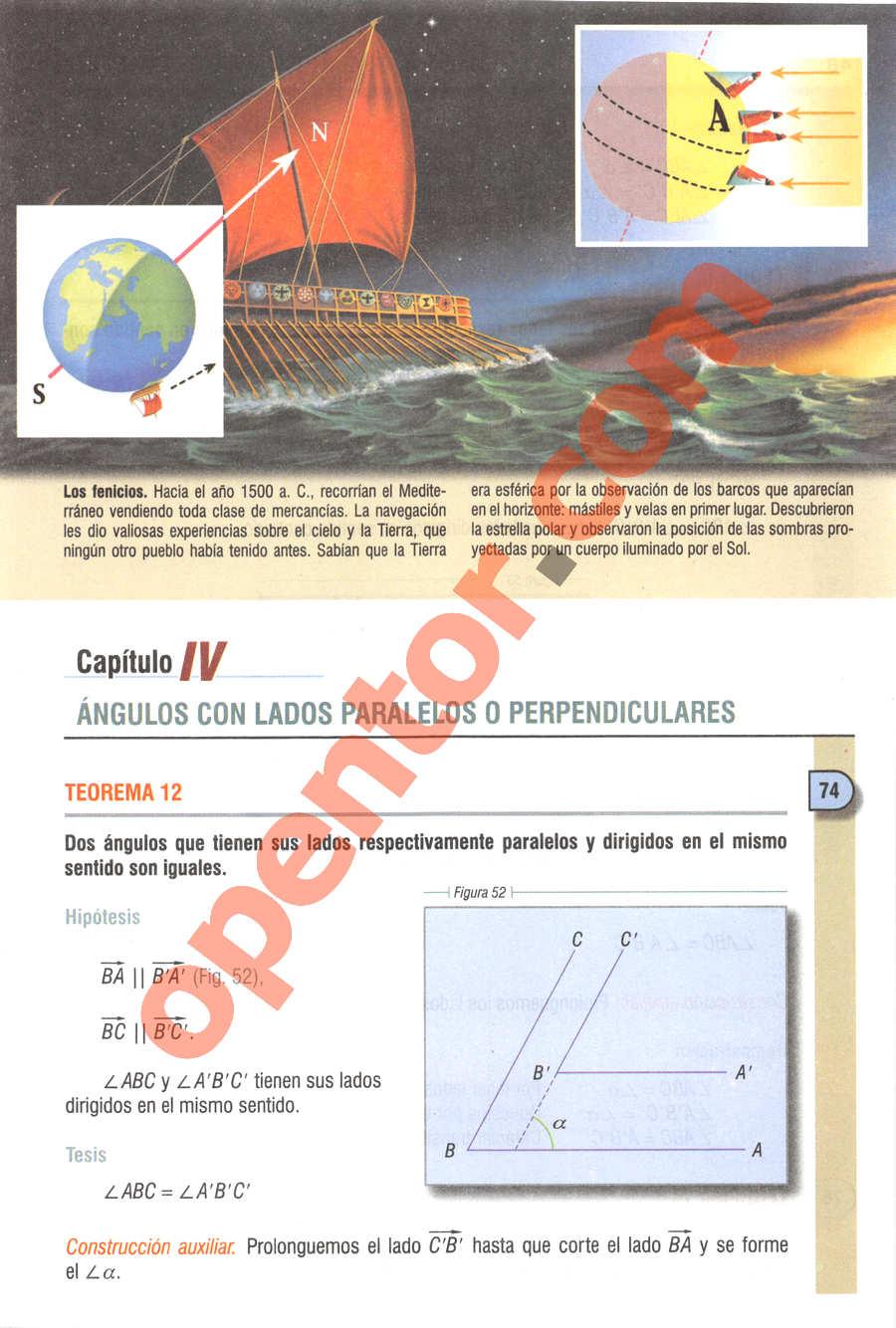 Geometría y Trigonometría de Baldor - Página 47