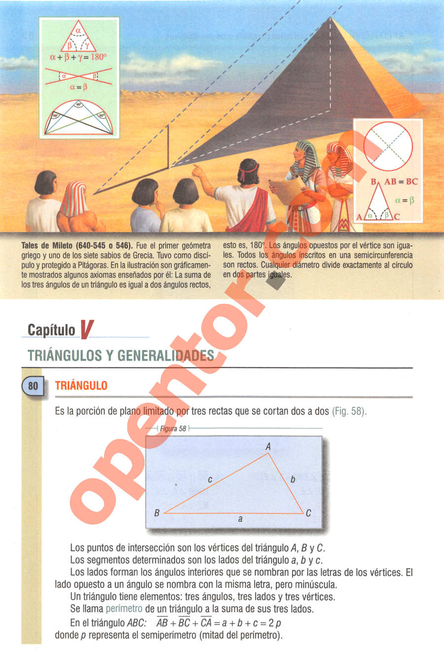 Geometría y Trigonometría de Baldor - Página 54