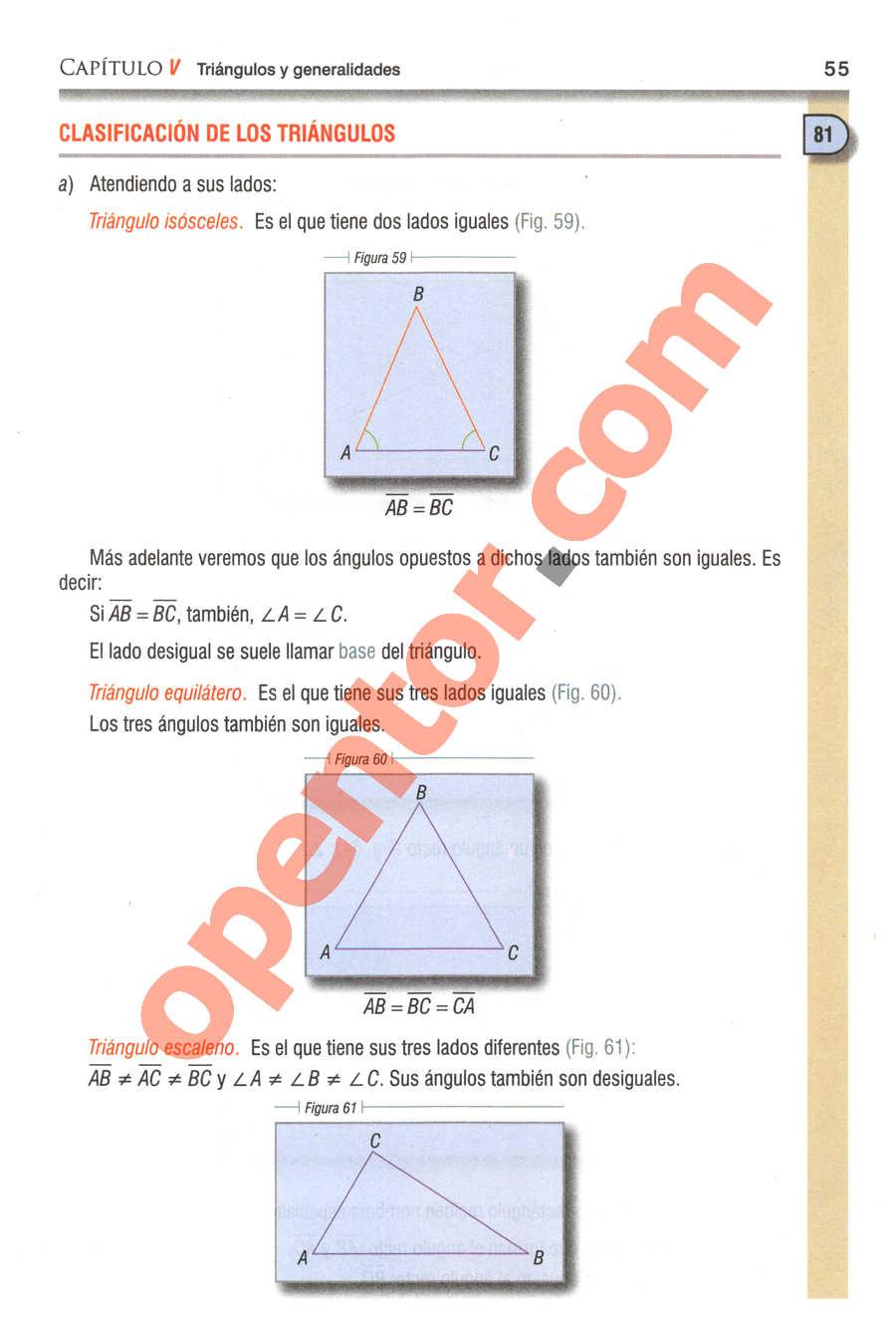 Geometría y Trigonometría de Baldor - Página 55