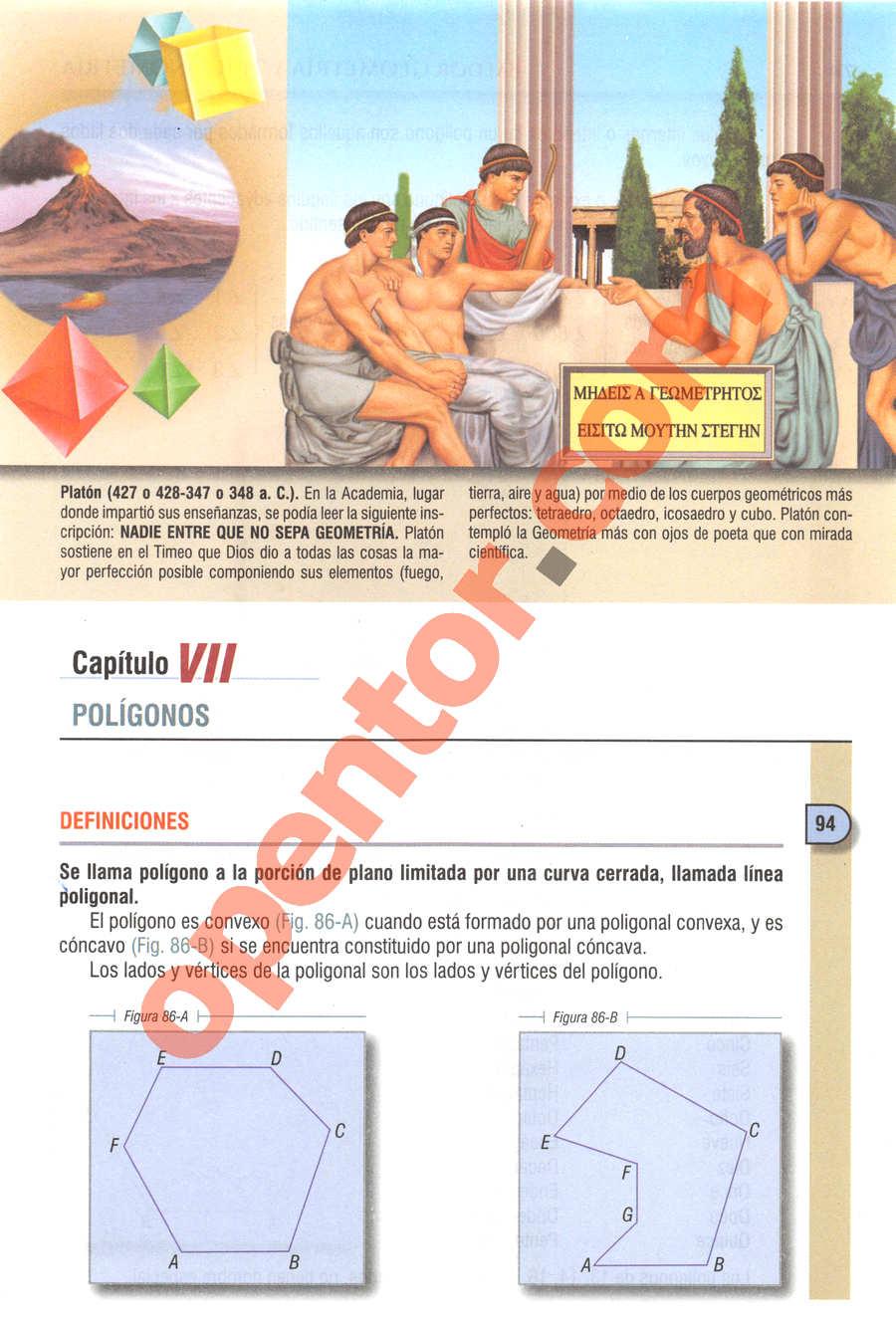 Geometría y Trigonometría de Baldor - Página 73