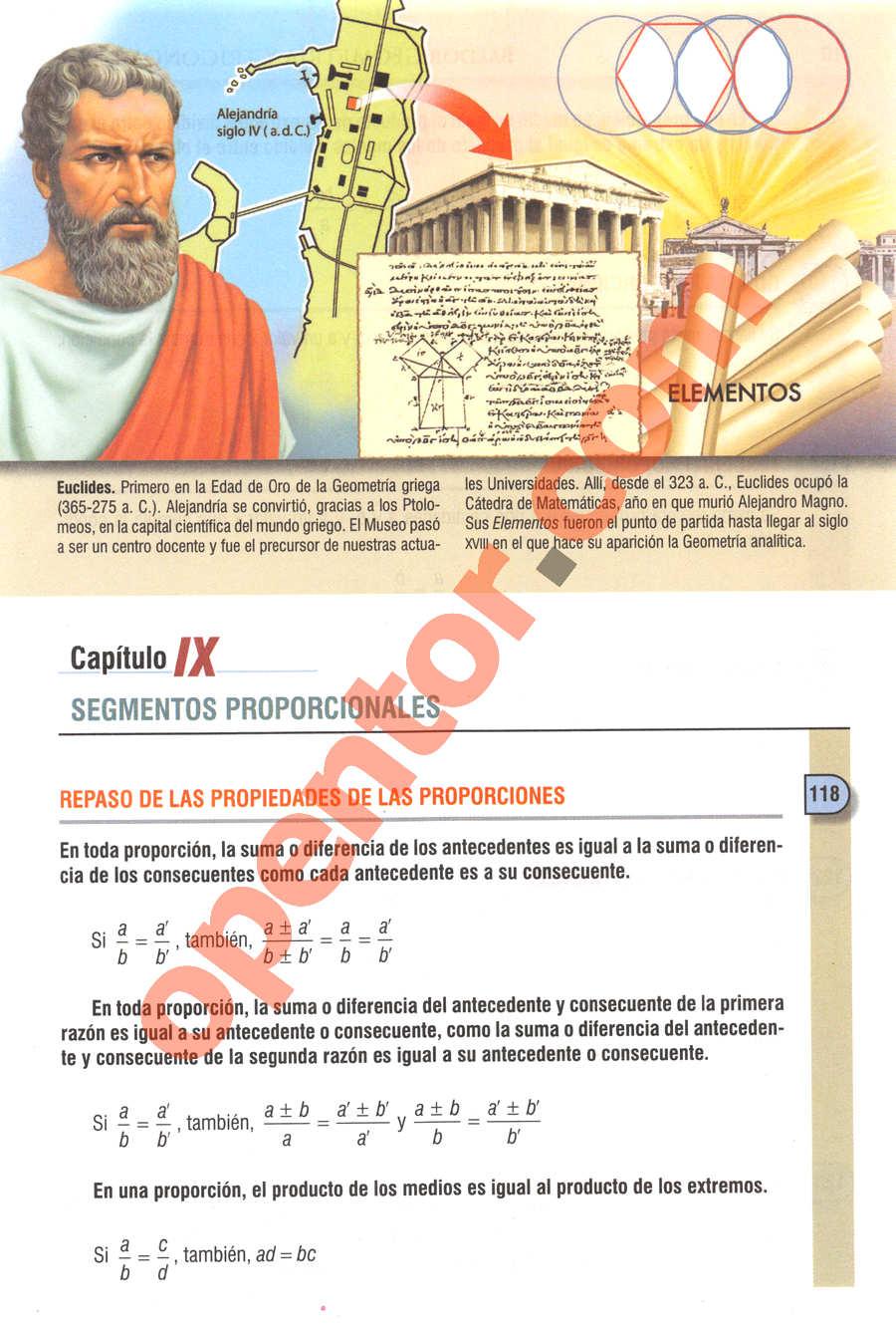 Geometría y Trigonometría de Baldor - Página 89