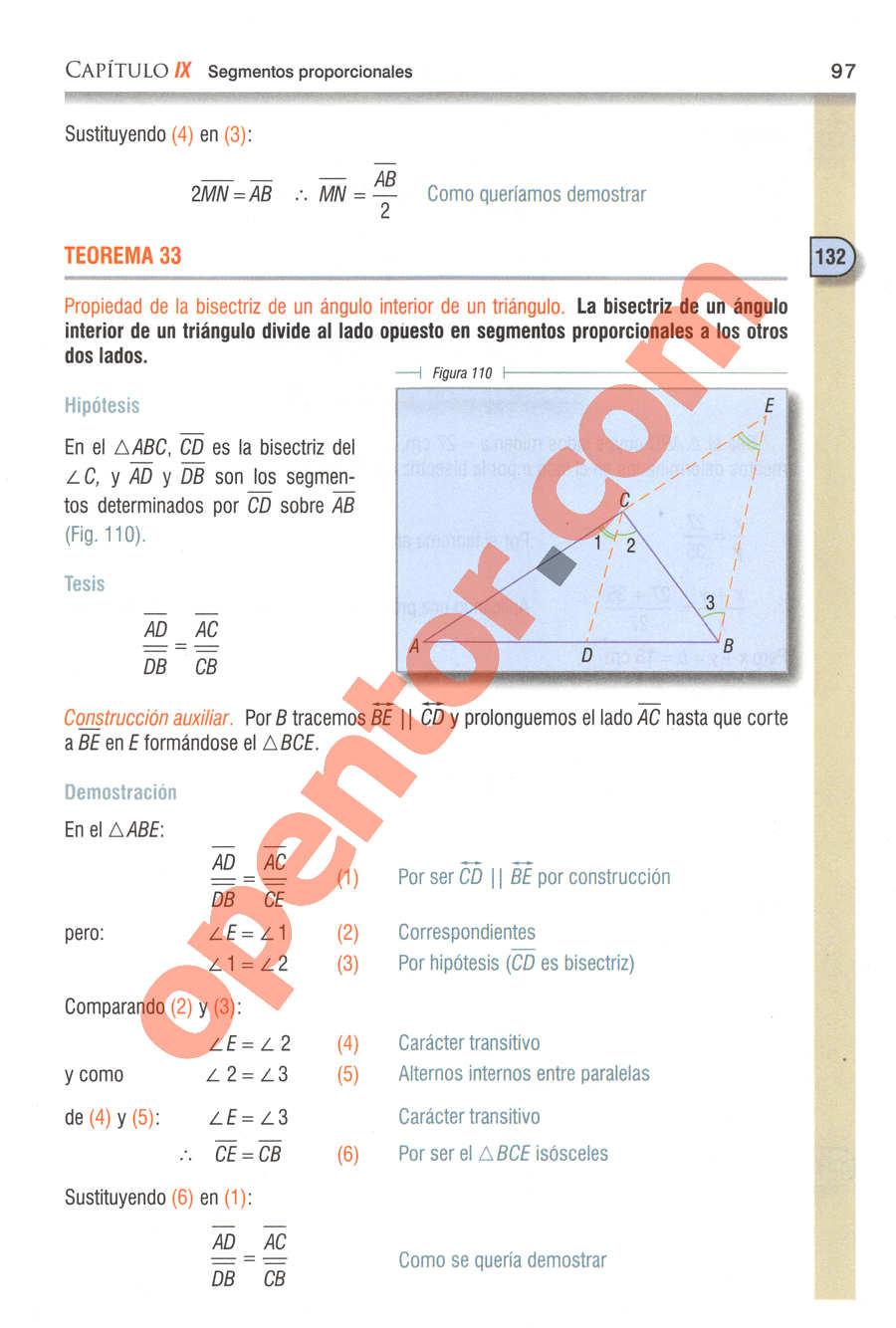 Geometría y Trigonometría de Baldor - Página 97