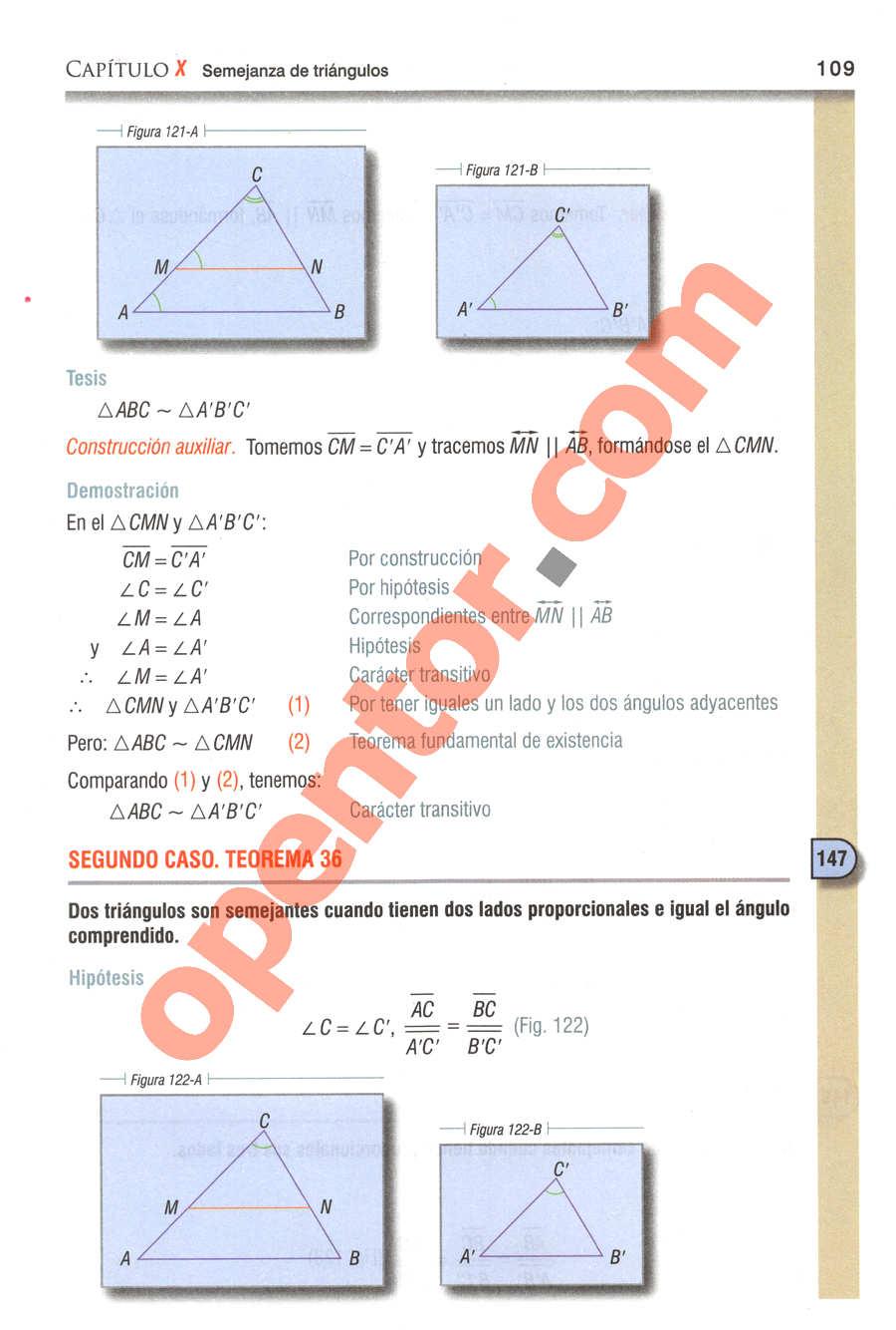 Geometría y Trigonometría de Baldor - Página 109