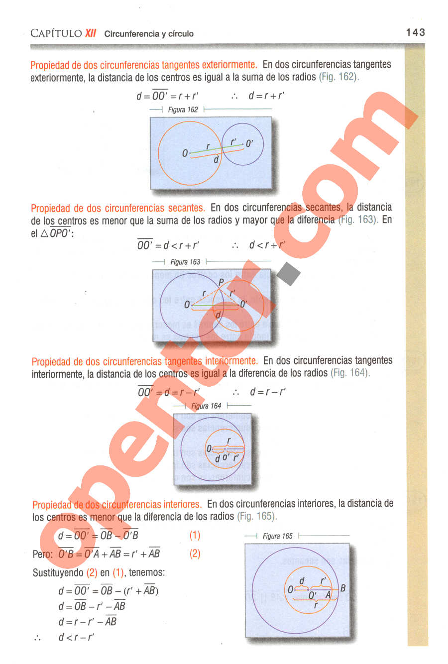 Geometría y Trigonometría de Baldor - Página 143