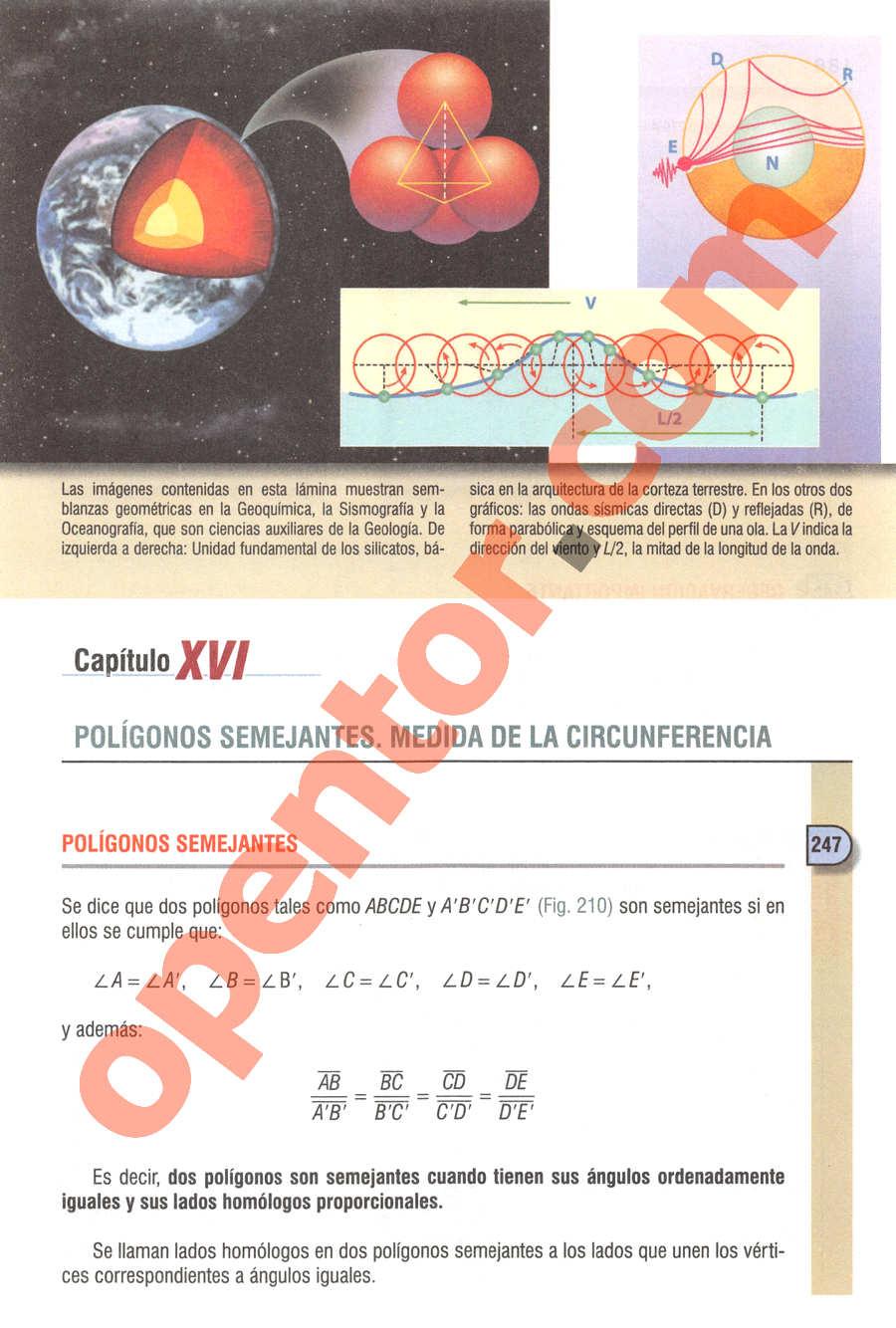 Geometría y Trigonometría de Baldor - Página 187