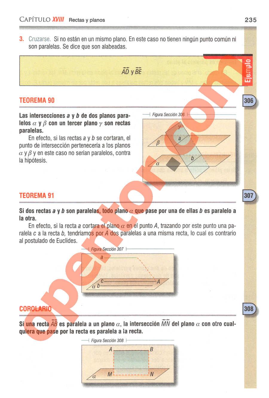 Geometría y Trigonometría de Baldor - Página 235