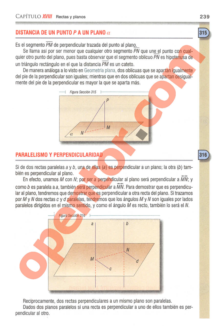 Geometría y Trigonometría de Baldor - Página 239