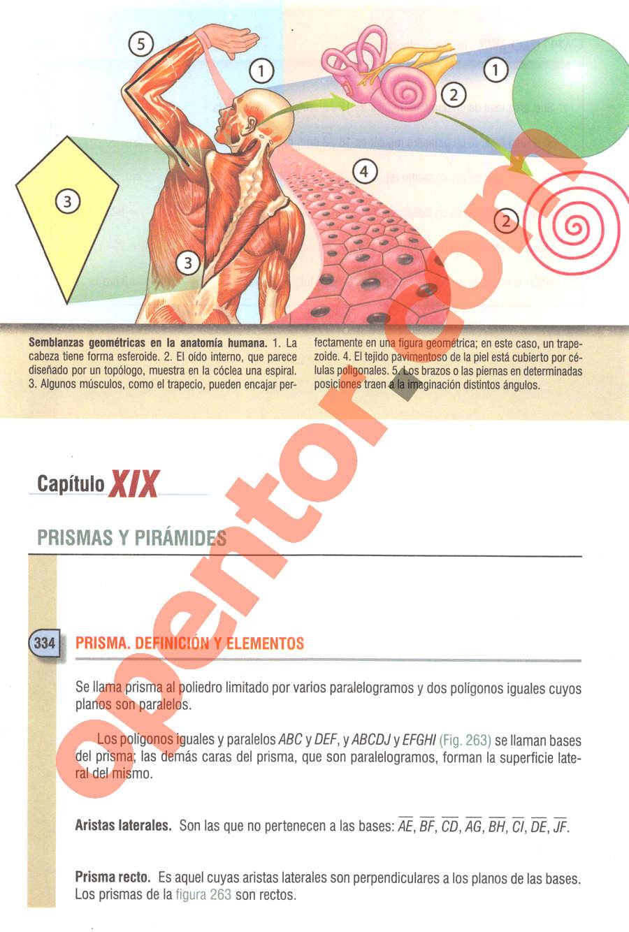 Geometría y Trigonometría de Baldor - Página 250