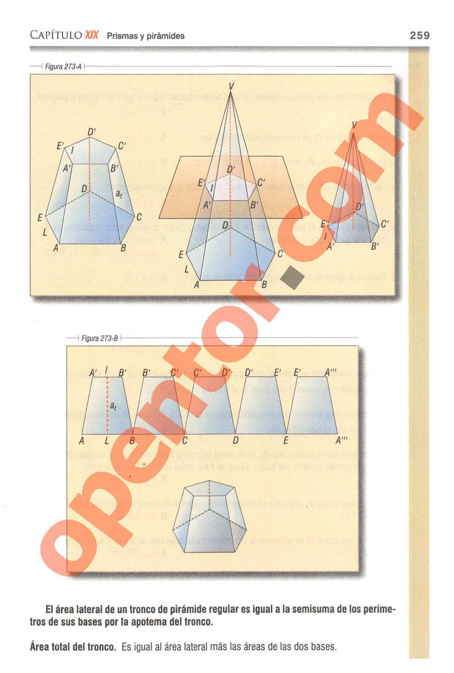 Geometría y Trigonometría de Baldor - Página 259