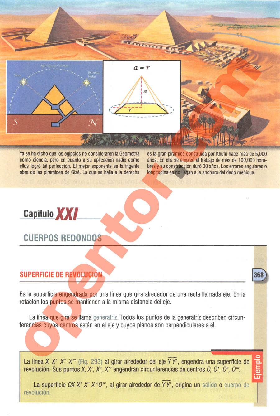 Geometría y Trigonometría de Baldor - Página 283