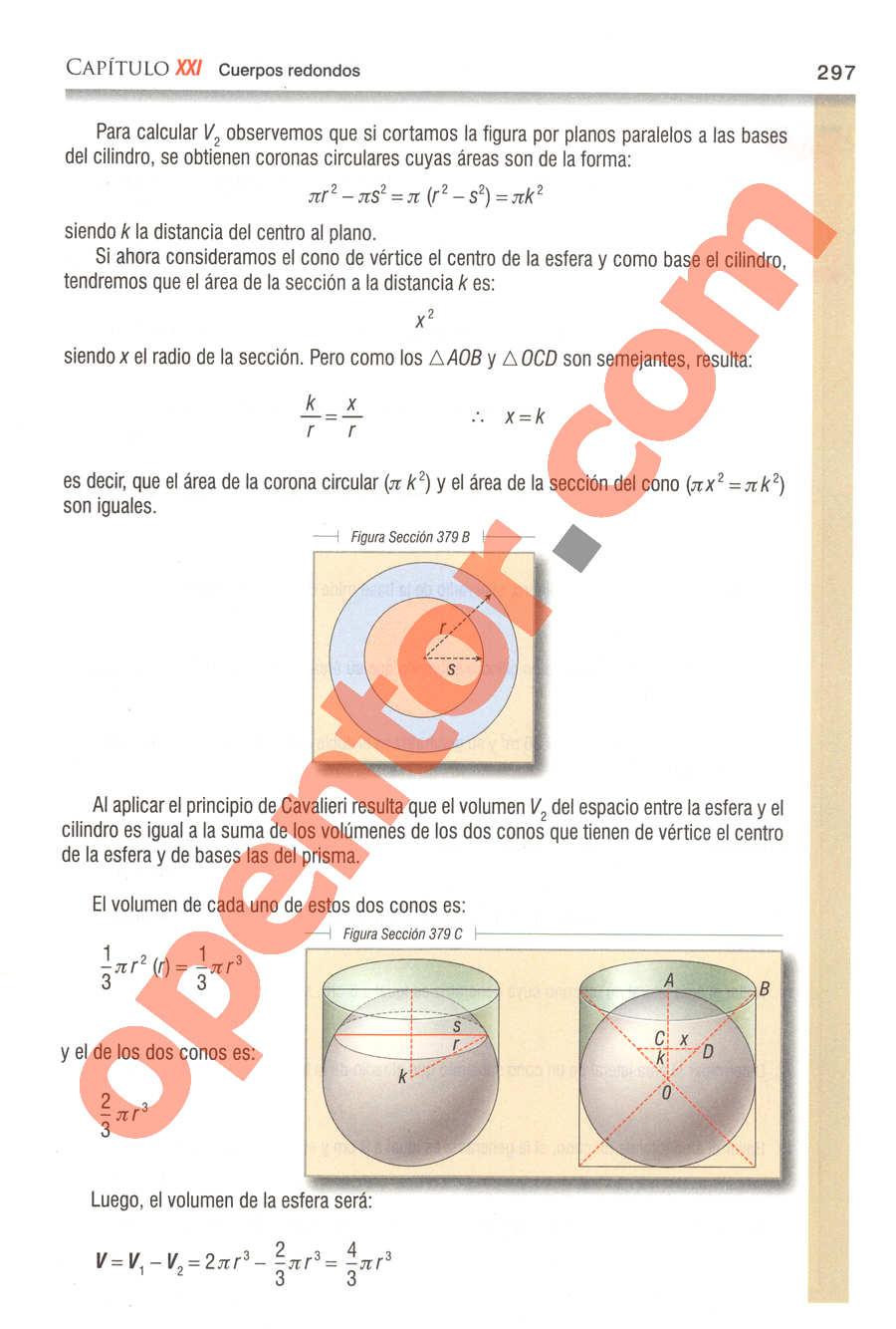 Geometría y Trigonometría de Baldor - Página 297