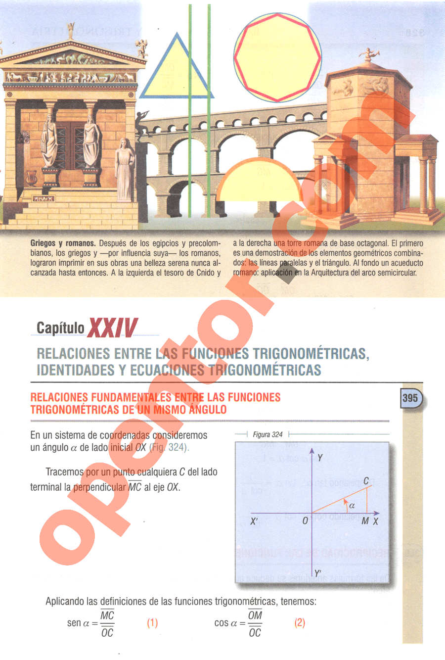 Geometría y Trigonometría de Baldor - Página 327