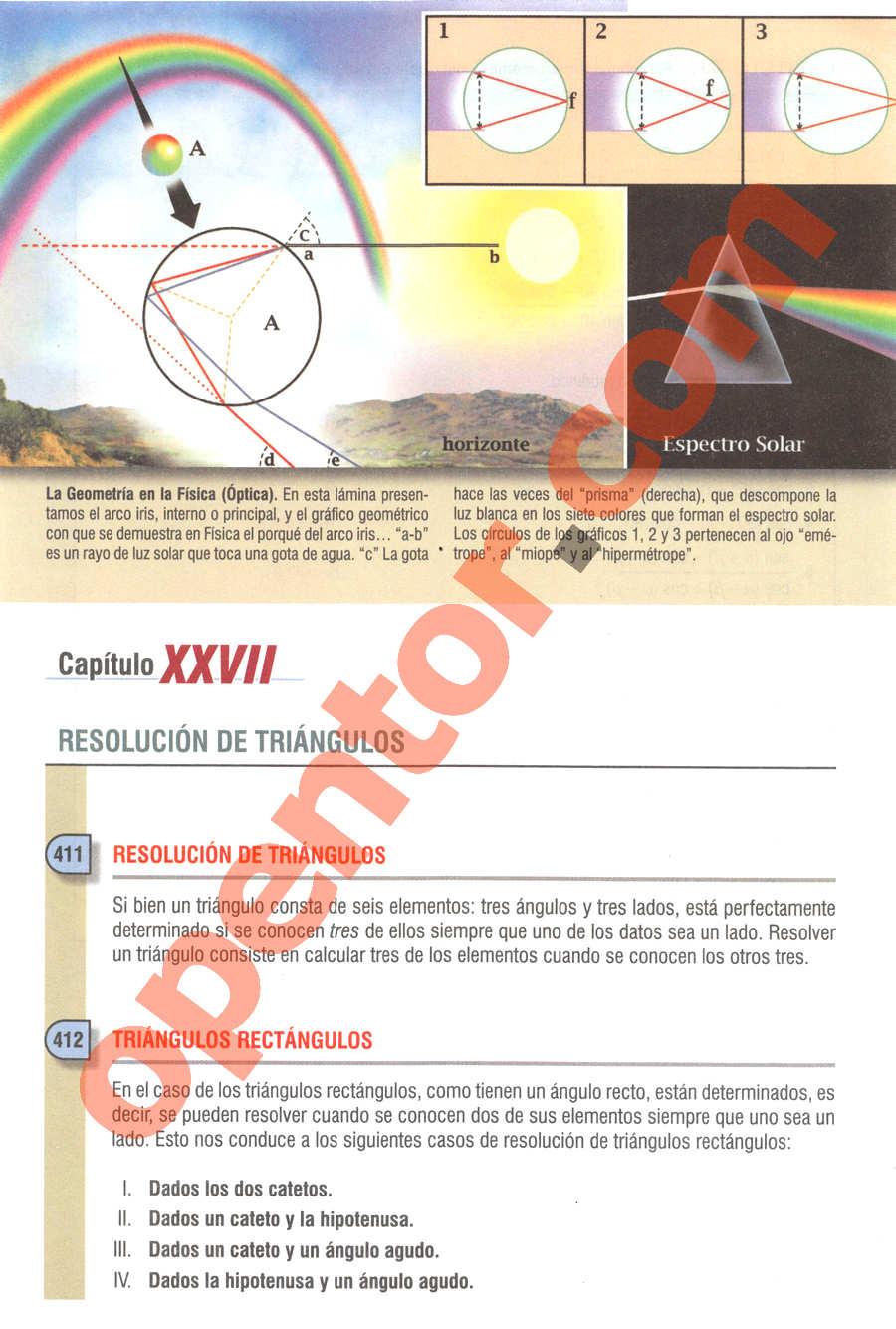 Geometría y Trigonometría de Baldor - Página 366