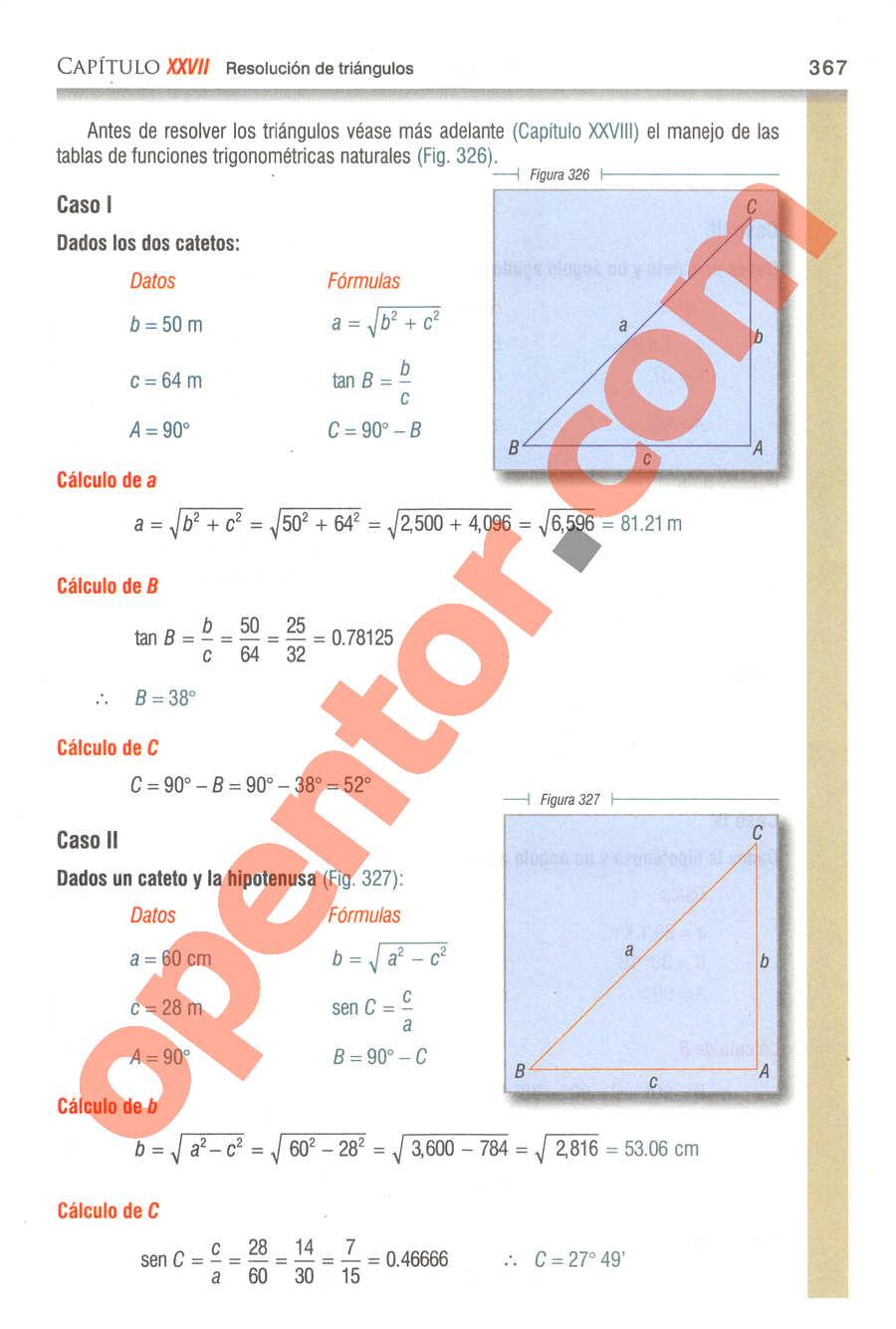 Geometría y Trigonometría de Baldor - Página 367