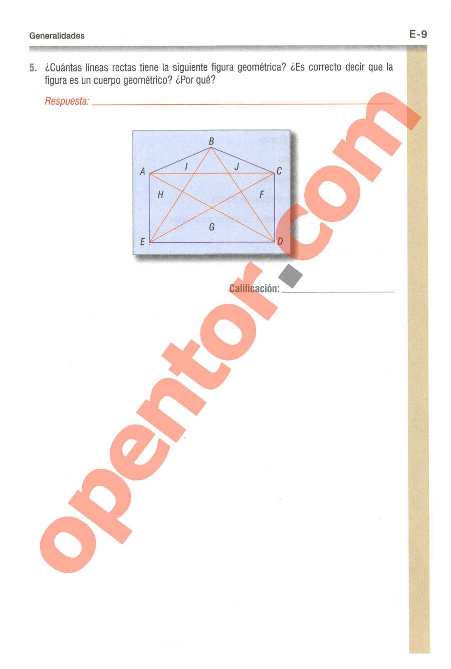 Geometría y Trigonometría de Baldor - Página E9
