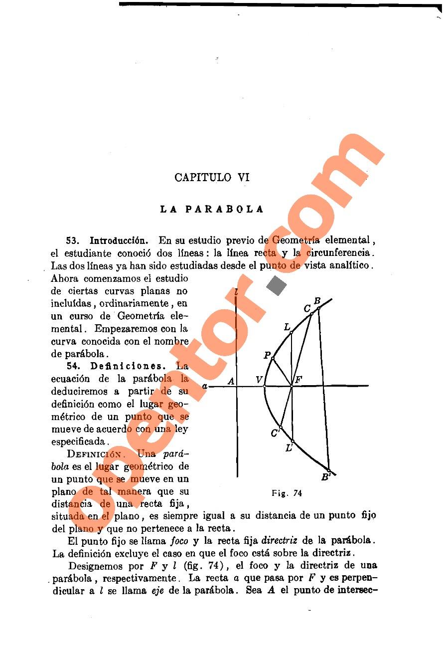 Geometría Analítica de Lehmann - Página 149