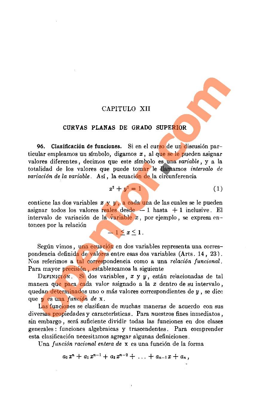 Geometría Analítica de Lehmann - Página 285