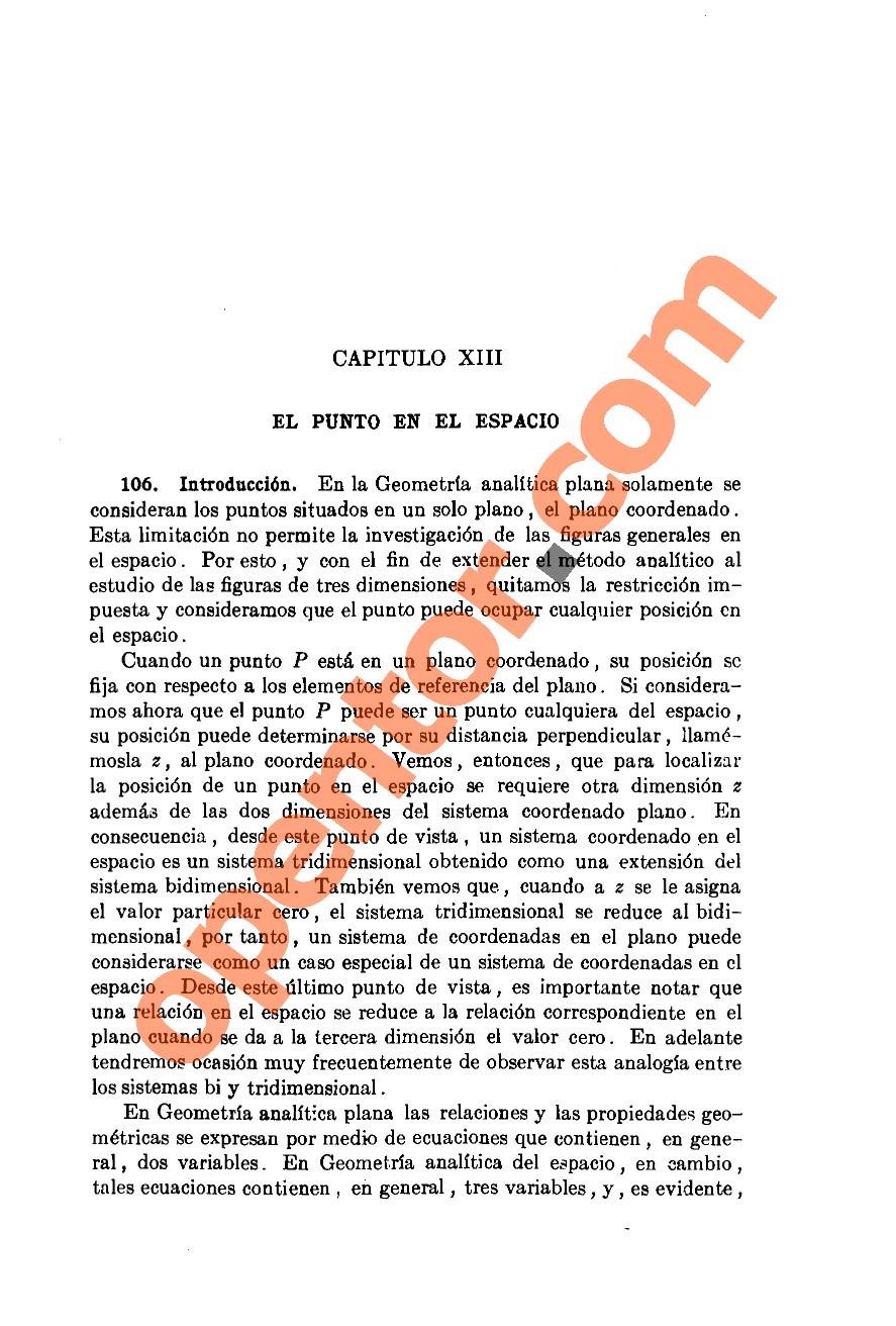 Geometría Analítica de Lehmann - Página 317