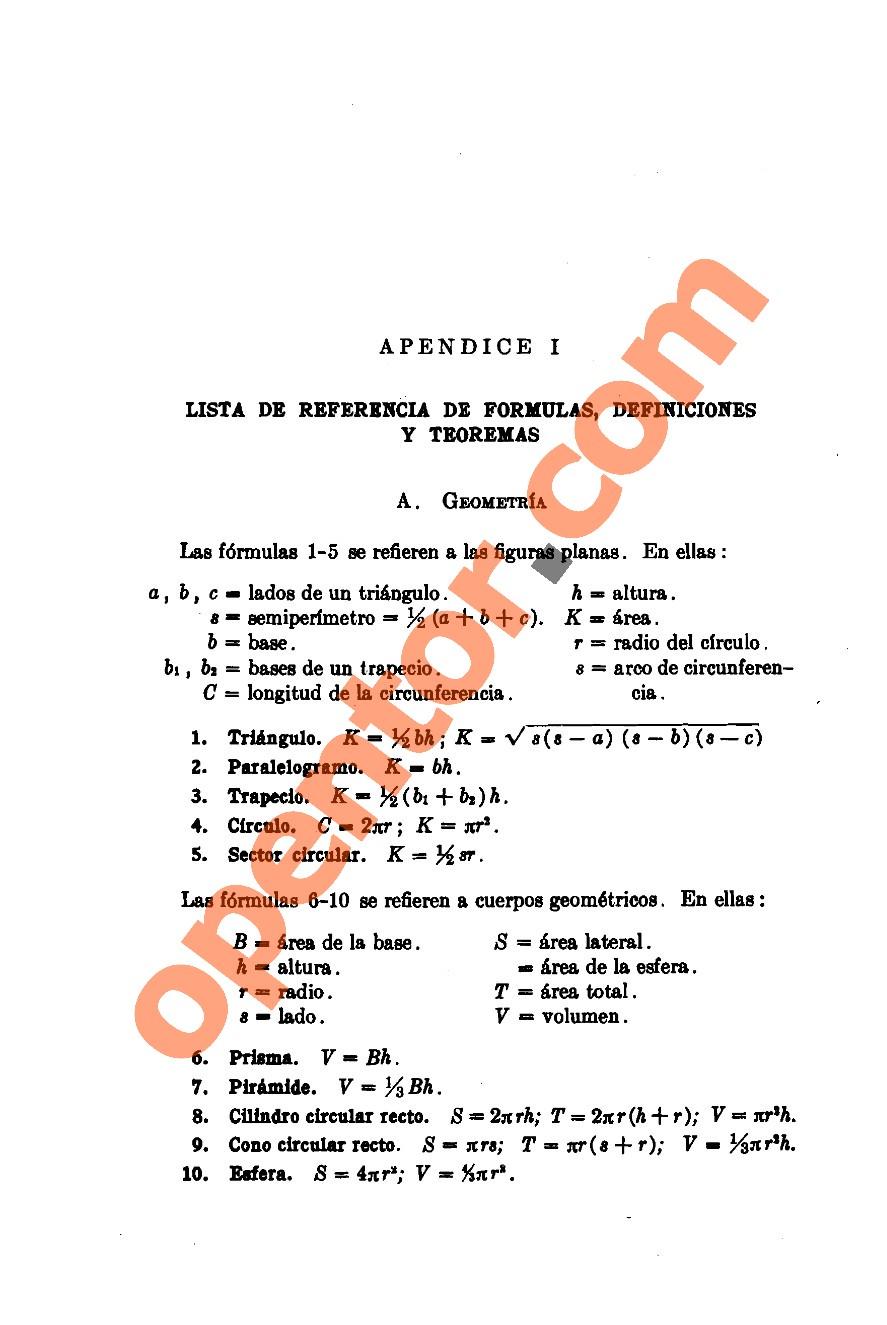 Geometría Analítica de Lehmann - Página 456