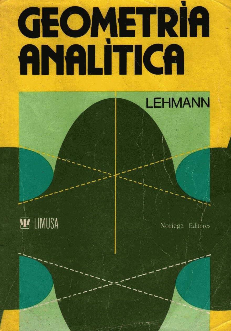 Geometría Analítica de Lehmann - Portada